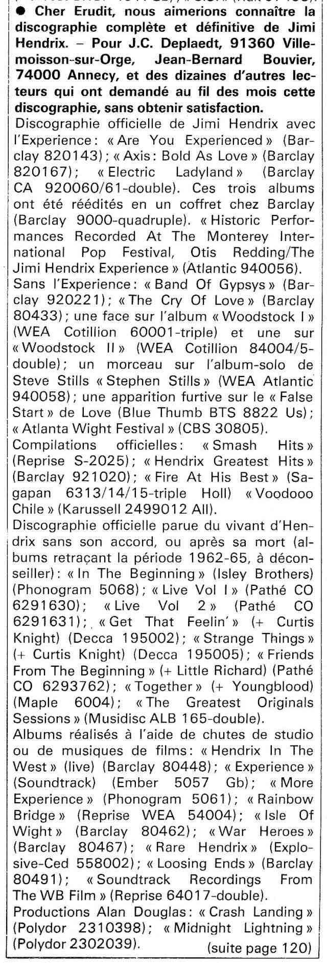 Jimi Hendrix dans la presse musicale française des années 60, 70 & 80 - Page 6 Rnf_1115