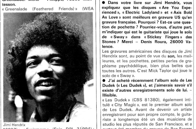 Jimi Hendrix dans la presse musicale française des années 60, 70 & 80 - Page 6 Rnf_1211