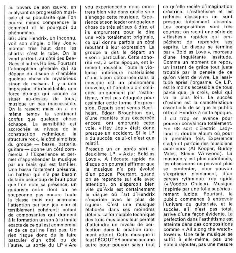 Jimi Hendrix dans la presse musicale française des années 60, 70 & 80 - Page 2 Rnf_5414
