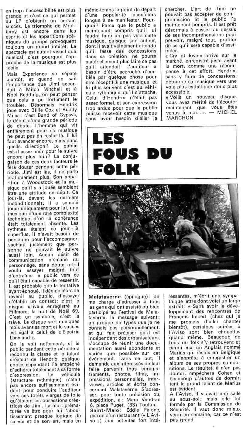 Jimi Hendrix dans la presse musicale française des années 60, 70 & 80 - Page 2 Rnf_5415