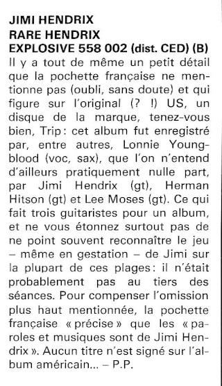 Jimi Hendrix dans la presse musicale française des années 60, 70 & 80 - Page 4 Rnf_7810
