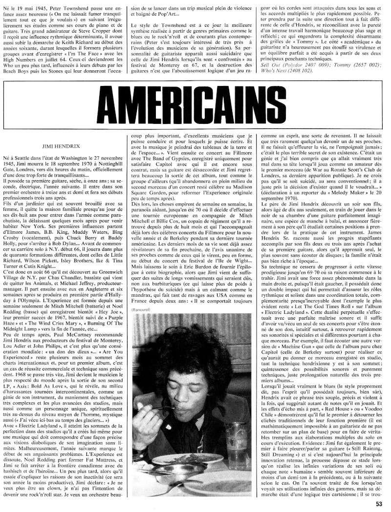 Jimi Hendrix dans la presse musicale française des années 60, 70 & 80 - Page 4 Rnf_7911