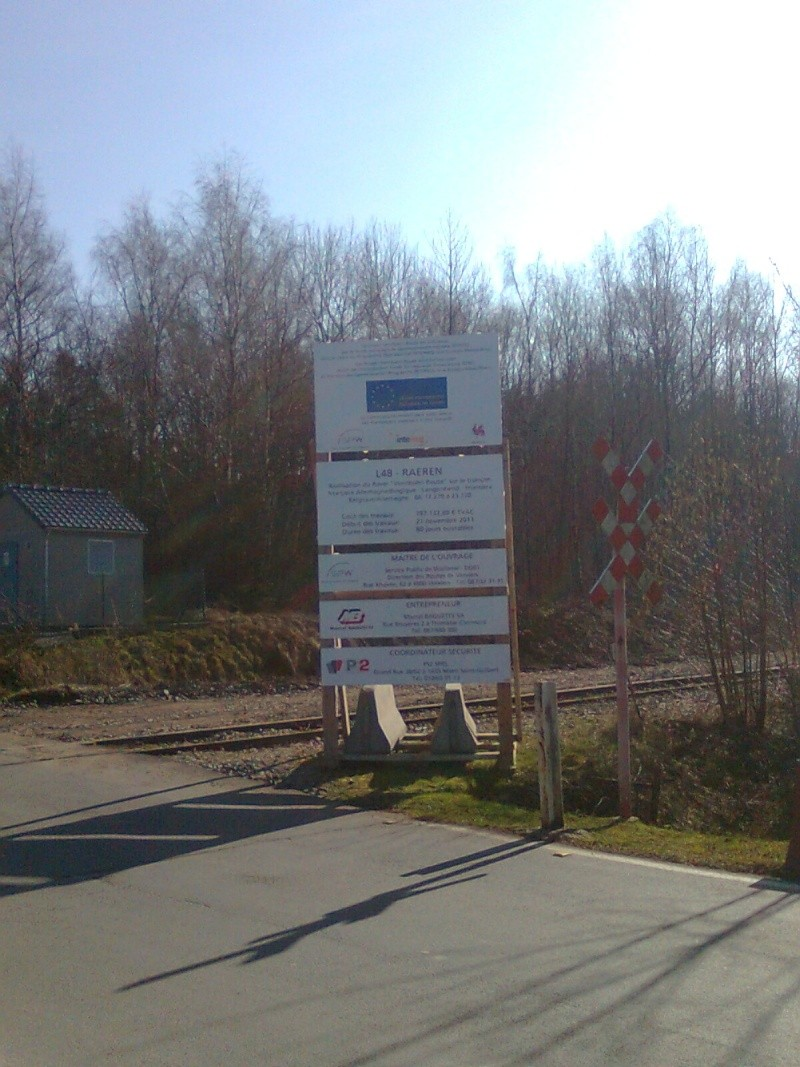 Vennbahn Part 02 Belgique RAVeL L048 Raeren- Roetgen - Itinéraire n°9 Photo010