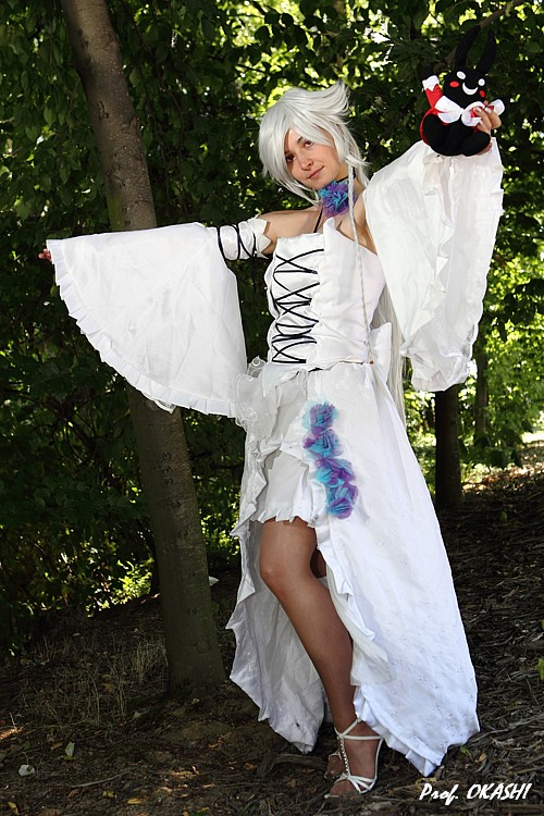 Alice (Will of Abyss) Pandora Hearts ( mon premier cosplay) Je201115