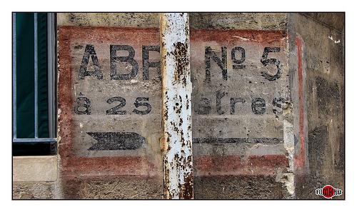 abri défense passive (marquages) 10110