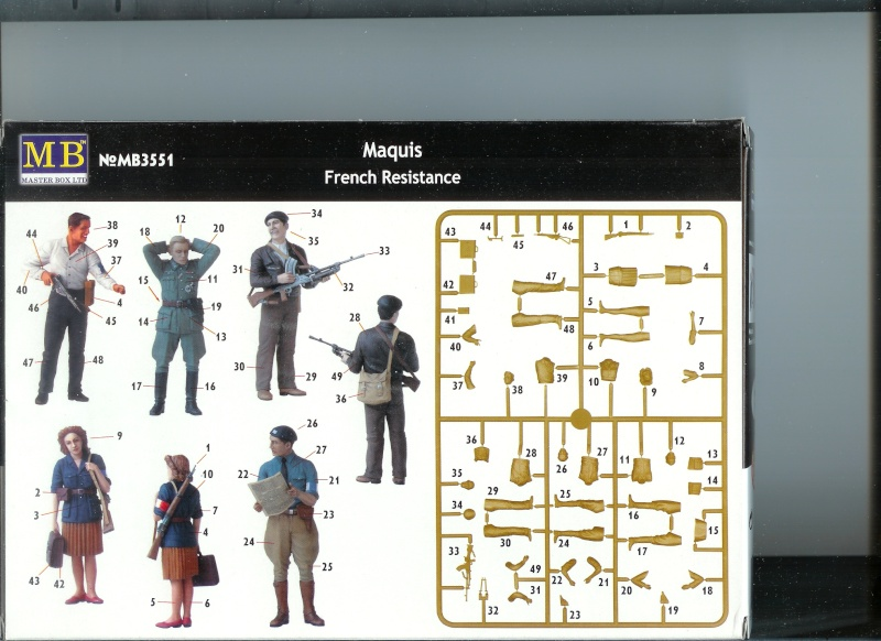 Checkpoint MasterBox 1/35 Mb210