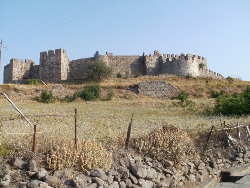 Greece, Island of Lesvos Castle10