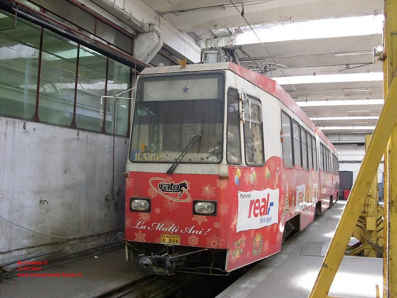 Depoul de tramvaie T.C.E. Ploiești 75669113