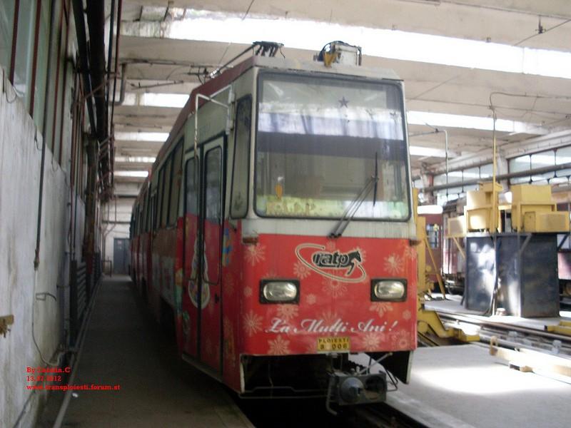 Depoul de tramvaie T.C.E. Ploiești 75669114