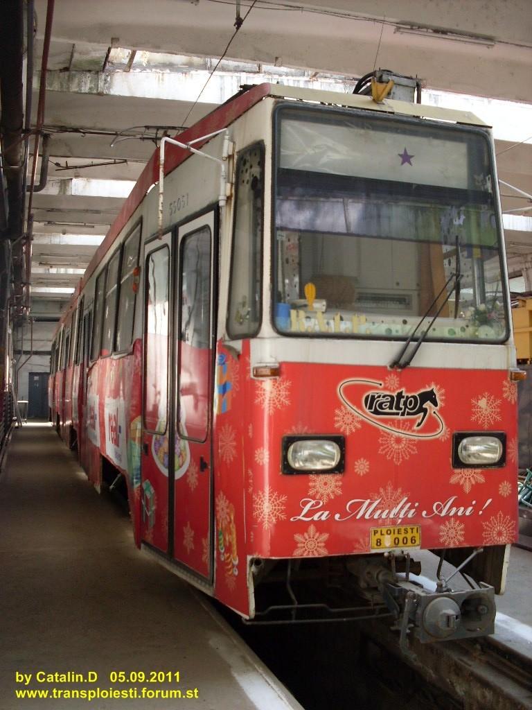 Depoul de tramvaie T.C.E. Ploiești Sdc10622