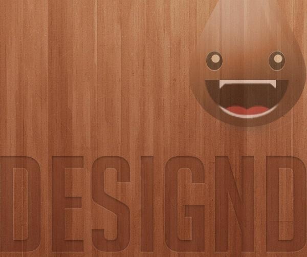 DesignDrops Wood Wallpaper Dd-bg-10