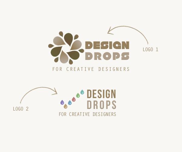 DesignDrops logo Dd-new10