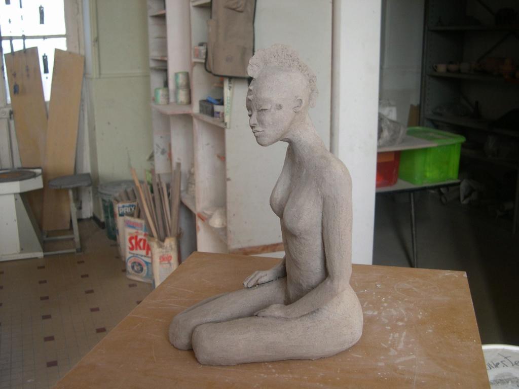 après la peinture la sculpture  28071011