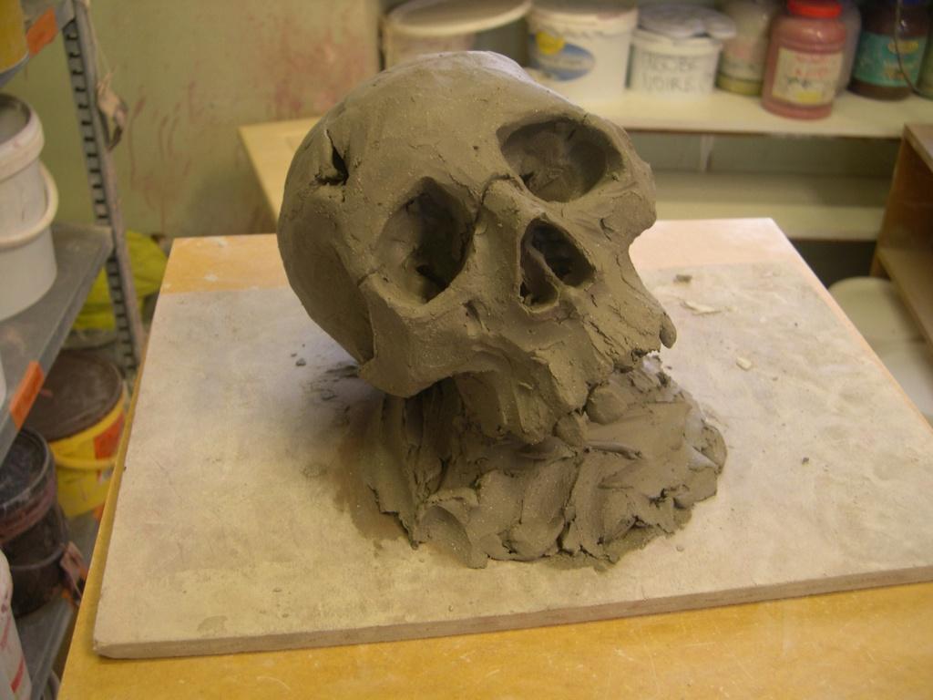 après la peinture la sculpture  28337711