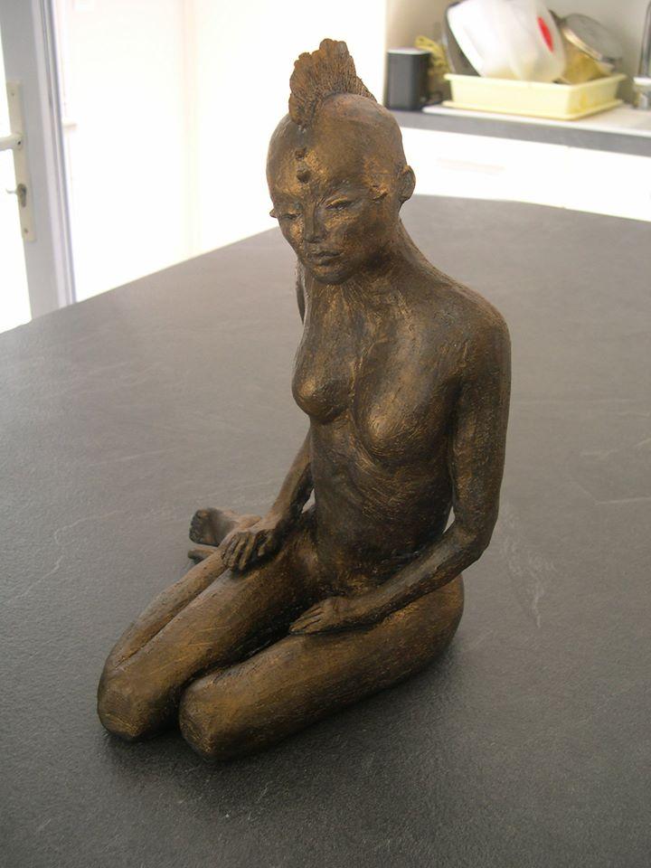 après la peinture la sculpture  31355911