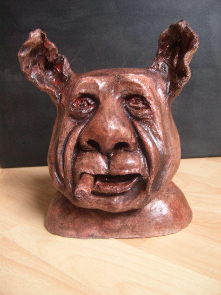 après la peinture la sculpture  46396410