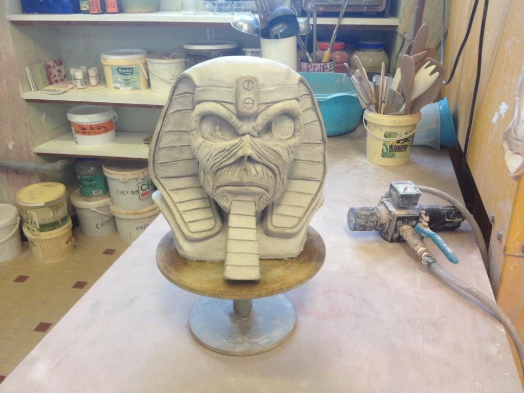 après la peinture la sculpture  70513210