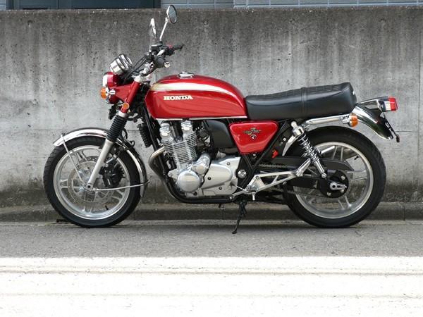 Honda CB 1100 white house Honda_10