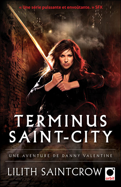 Une aventure de Danny Valentine, Tome 4 : Terminus Saint-City 97823610