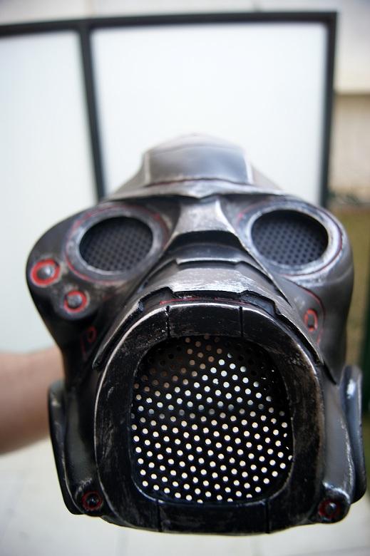 """FMA Wire Mesh """"Spectre 1.0"""" Mask Dsc05915"""