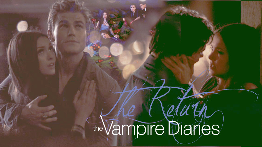 The Vampire Diaries - The Return