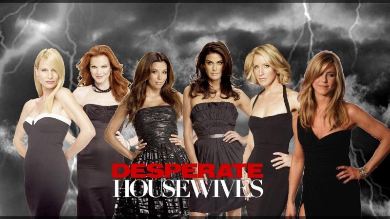 Desperate Housewives Saison Hors Série . Papier10