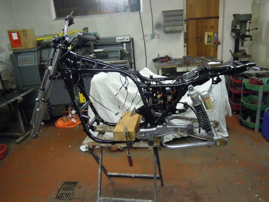 LA NUMERO 21, Kawasaki Z1000R Dscn1410
