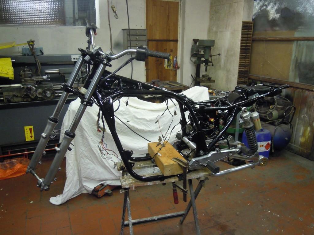 LA NUMERO 21, Kawasaki Z1000R Dscn1411