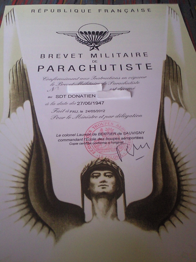 diplome de parachutistes et affectation indochine mais ou ? Photo034