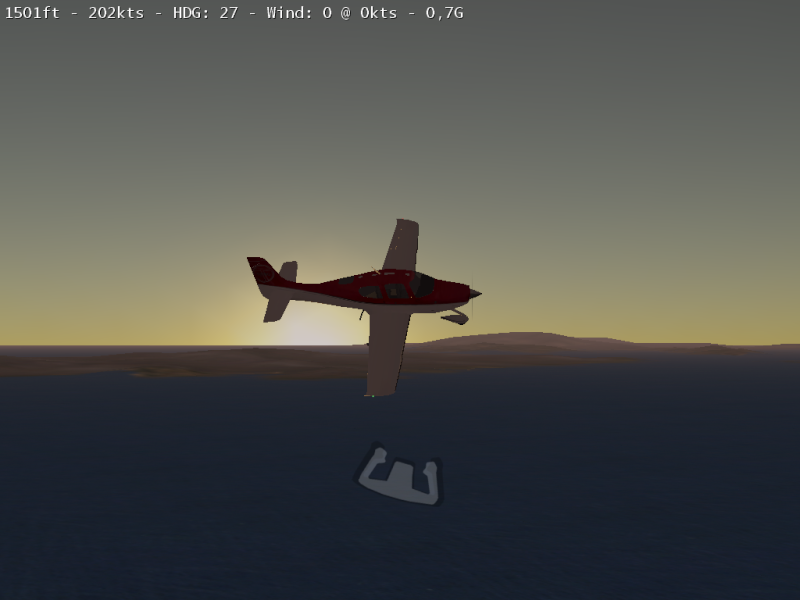 Infinite Flight, un simu sur iPhone/iPad, mieux que X-Plane? Photo_10