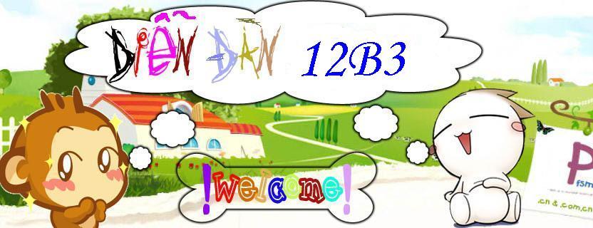 12B3 CLASS