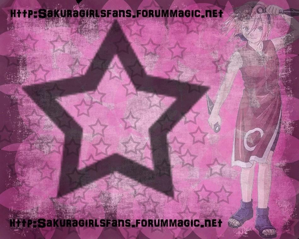 Sakura Haruno Star