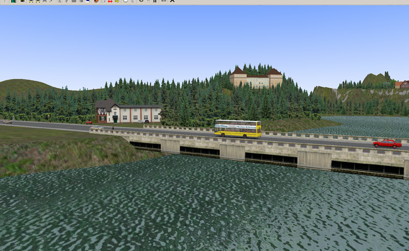 [15.11.2011] -  Map Essen fiktiv 3.0.1. Update 1110