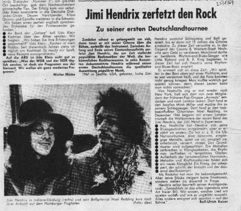 Münster (Halle Munsterland) : 14 janvier 1969   Articl10