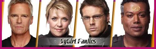 site de fanfictions sur StargateSG1