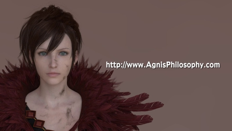 Final Fantasy Tech Demo: Agni's Philosophy Vlcsna10
