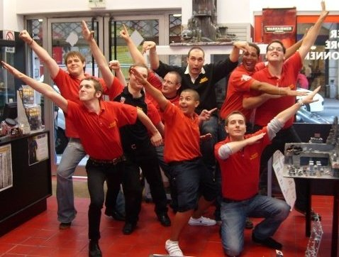 Les Centres Hobby Games Workshop en France et à travers le monde 22912210