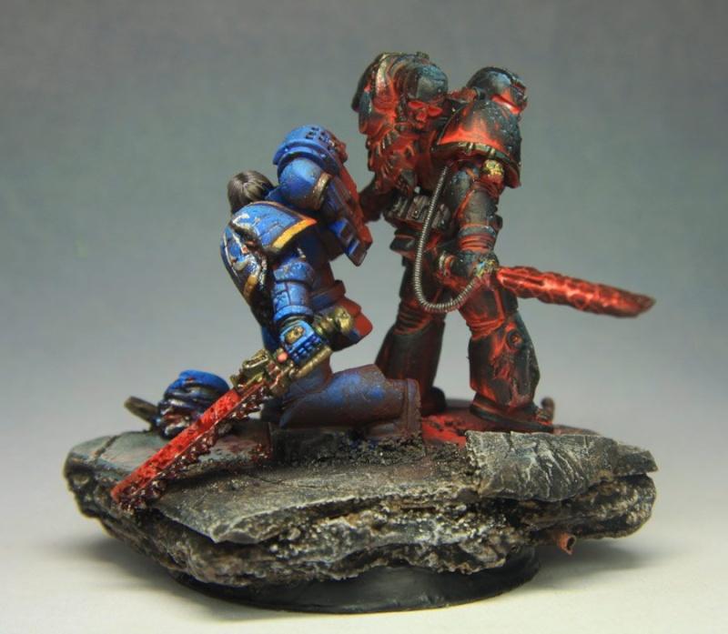 Warhammer 40K (figurines diverses trouvées sur internet! ) - Page 18 39945910