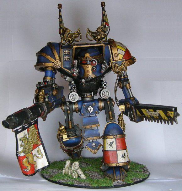 Warhammer 40K (figurines diverses trouvées sur internet! ) - Page 16 52208910