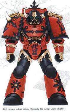 [Fluff] Space Marines Codex : les Chapitres Redcor11