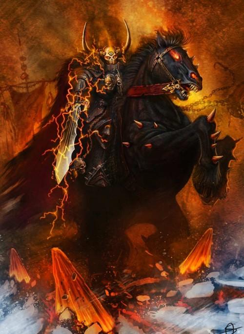 [Warhammer Fantasy Battle] Images du Chaos  Tumblr18