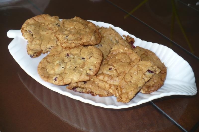 Biscuits canneberges et chocolat blanc Biscui12
