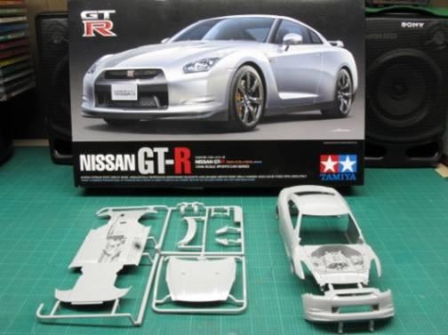 nissan GT-R R35 tamiya 2008_n10