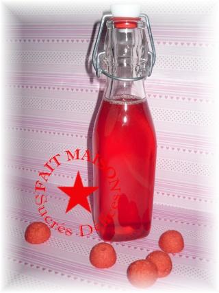 Sirop de fraise bonbon Sirop_12