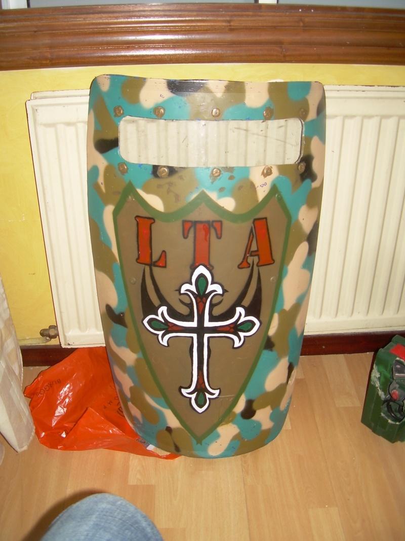 Escudo tactico L.T.A. Escudo10