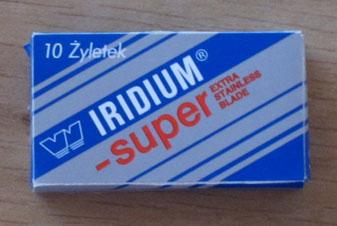 Polsilver Stainless Iridiu10