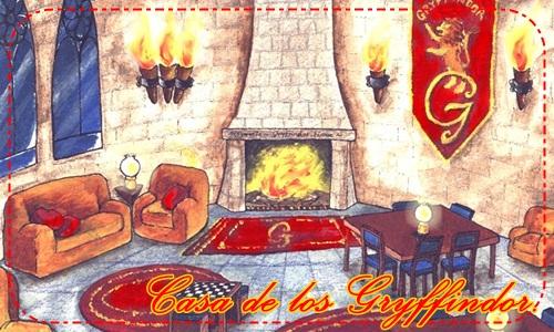 Casa Gryffindor Gryffr10