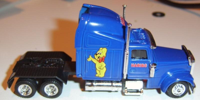Bidouille lekelek : Camion Haribo + faller Car System Captur95