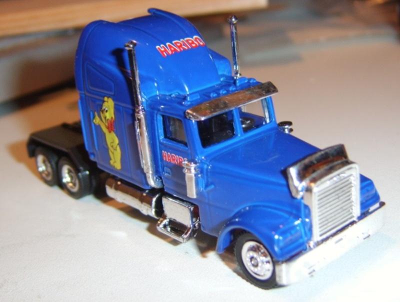 Bidouille lekelek : Camion Haribo + faller Car System Captur96