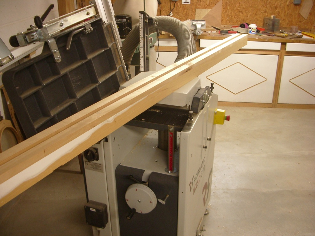 "fabrication porte de cuisine style "" verrière "" Imgp6620"